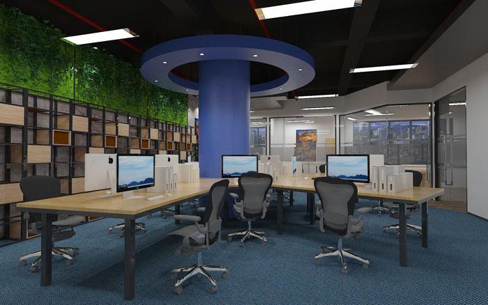 辦公室軟裝搭配有哪些要求?